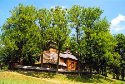Cerkiew w Bartnem. Fot. Anna Gawryś