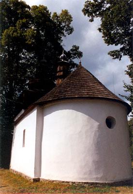 Cerkiew w Bielicznej. Fot. A. Gawryś.