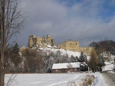 Zamek Kamieniec. Fot. J. Gaczyńska.