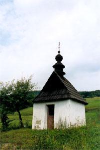 Kapliczka w Bodakach. Fot. Anna gawryś.