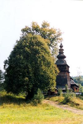 Cerkiew w Kotani. Fot. Anna Gawryś.