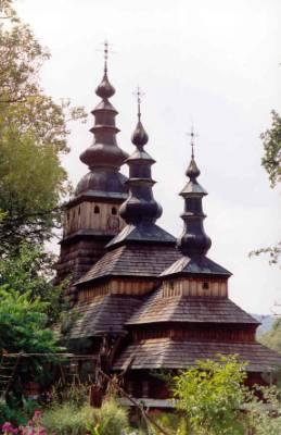 Cerkiew w Owczarach. Fot. A. Gawryś.